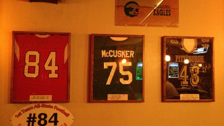 City League Named After McCusker